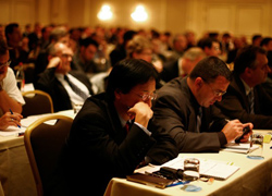 Hivatalos konferencia tolmács